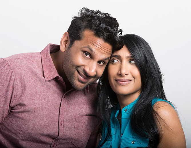 Ravi and Geeta