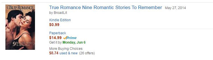 true romance nine