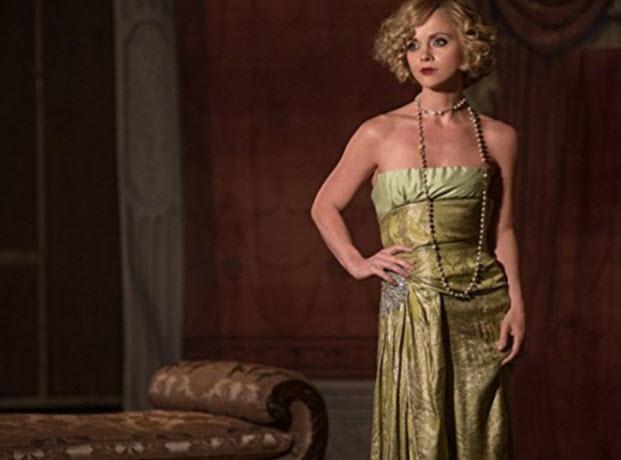 Z--Christina Ricci in Gown